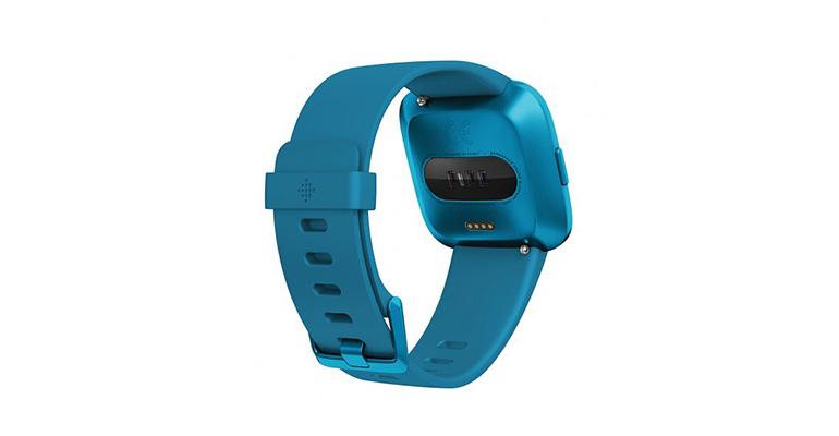 Fitbit Versa Lite - Color: Marina Blue/Marina Blue Aluminum Size: OS - CT, Marina Blue/Marina Blue Aluminum, large, image 3