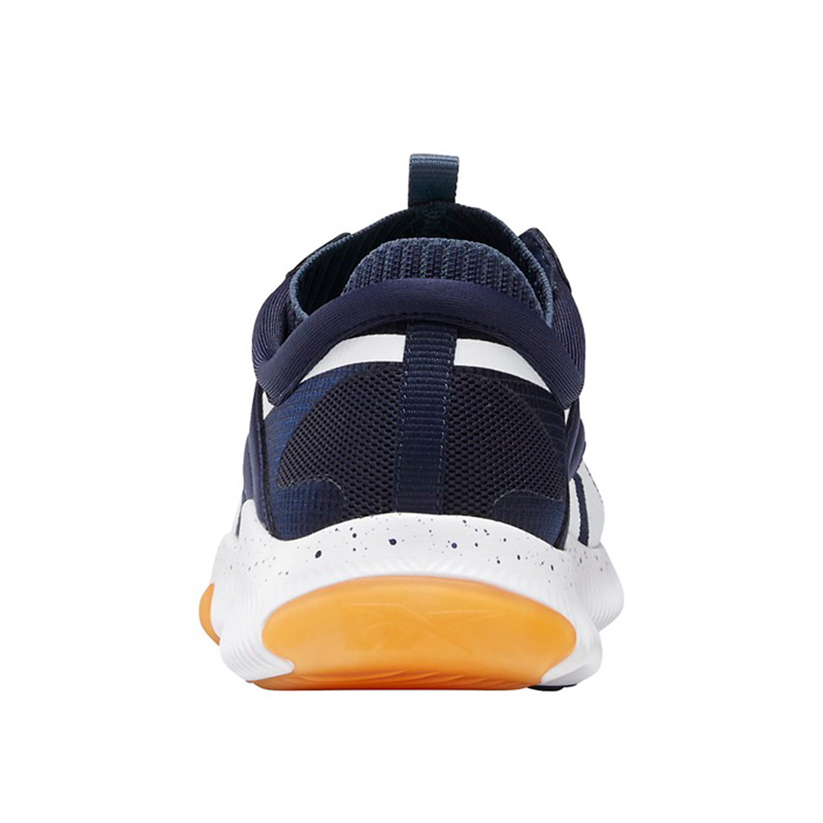 Men's Reebok HIIT Running Shoe - Color: Vector Navy/White - Size: 6 - Width: Regular, Vector Navy/White, large, image 4