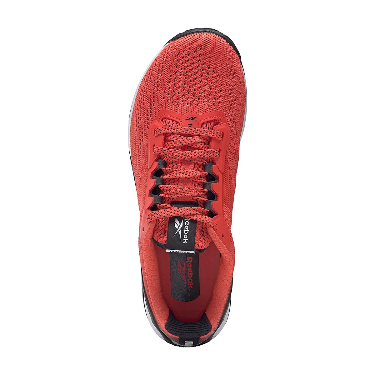Men's Reebok Nano X1 Training Shoe - Color: Dynamic Red/White/Black - Size: 7 - Width: Regular, Dynamic Red/White/Black, large, image 3
