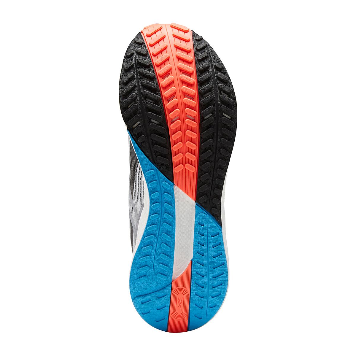 Women's Reebok Floatride Energy 3.0 Running Shoe - Color: Cold Grey/Core Black/Orange Flare - Size: 5 - Width: Regular, Cold Grey/Core Black/Orange Flare, large, image 3