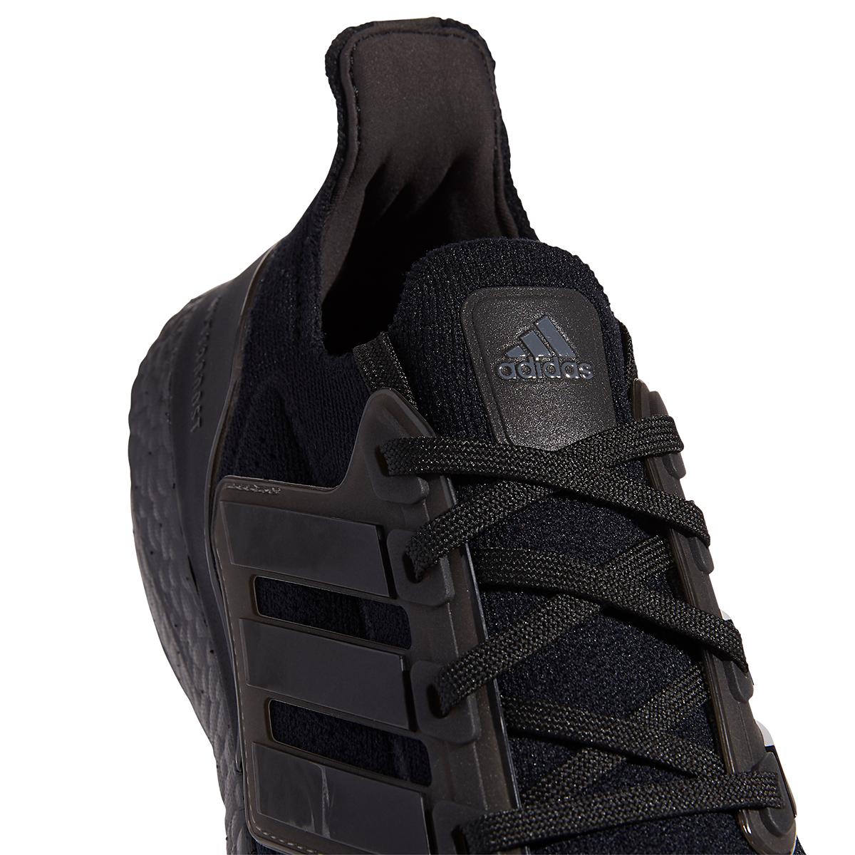 Men's Adidas Ultraboost 21 Running Shoe - Color: Core Black - Size: 5 - Width: Regular, Core Black, large, image 4