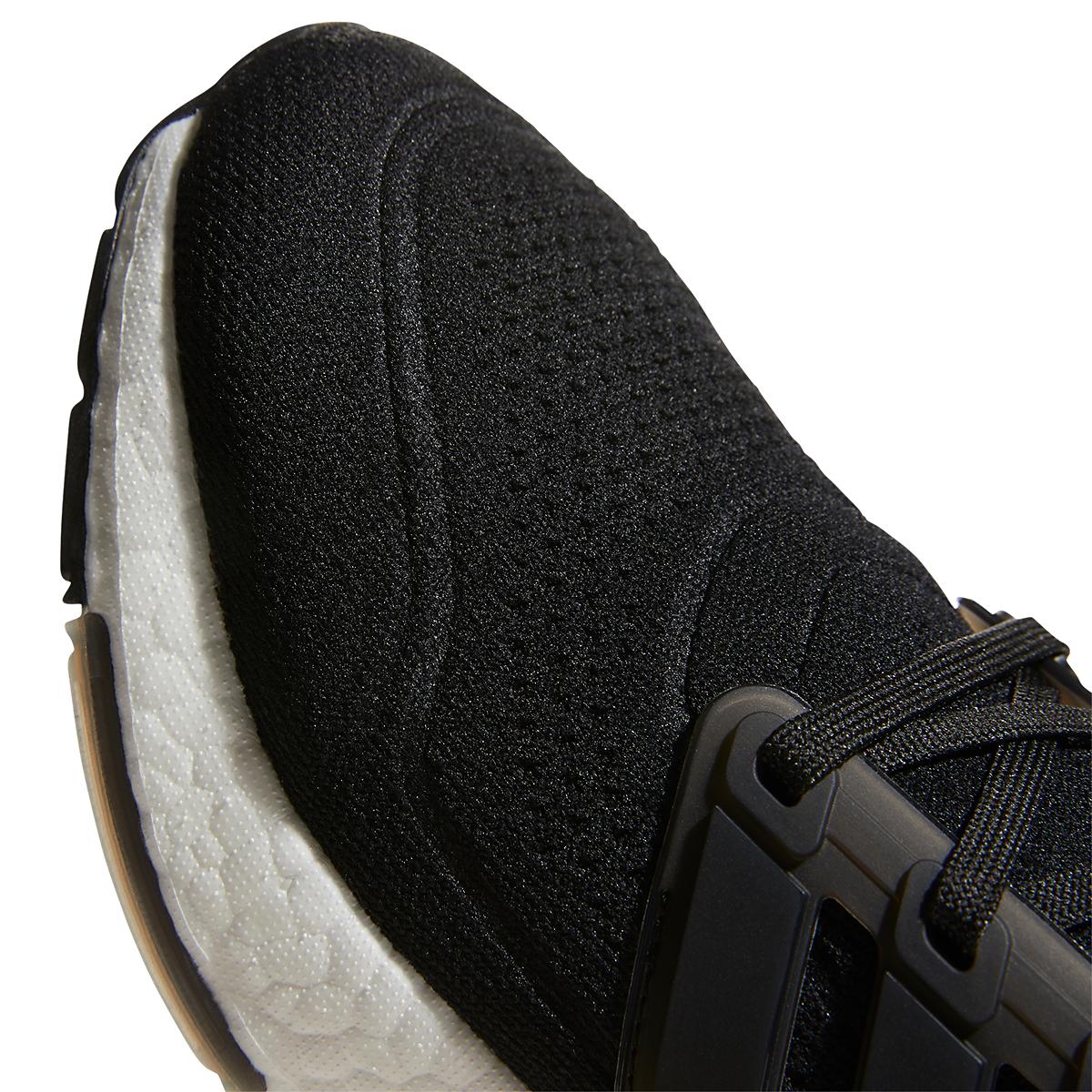 Men's Adidas Ultraboost 21 Running Shoe - Color: Core Black/Grey - Size: 6 - Width: Regular, Core Black/Grey, large, image 4