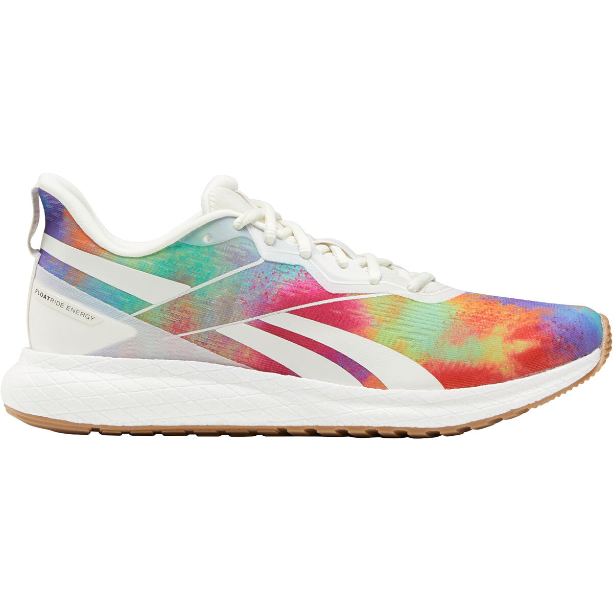 Women's Reebok Forever Floatride Energy 2.0 Running Shoe - Color: Pride - Size: 5 - Width: Regular, Pride, large, image 1