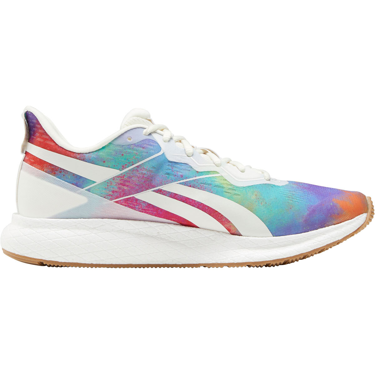Women's Reebok Forever Floatride Energy 2.0 Running Shoe - Color: Pride - Size: 5 - Width: Regular, Pride, large, image 3