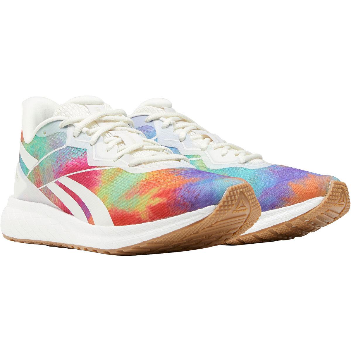Women's Reebok Forever Floatride Energy 2.0 Running Shoe - Color: Pride - Size: 5 - Width: Regular, Pride, large, image 4