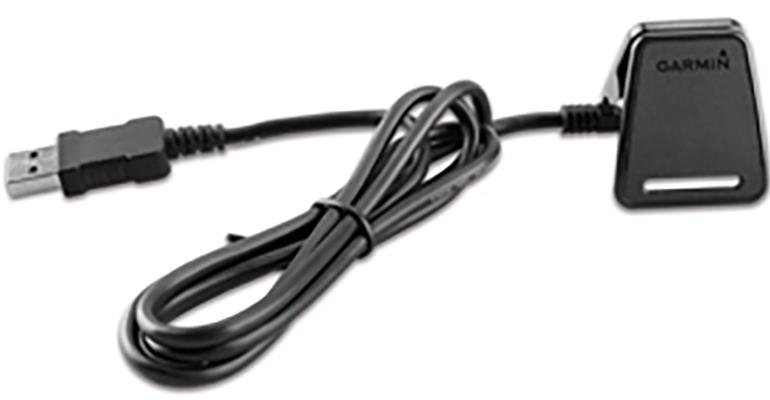 Garmin Charging/Data Clip 4 Prong - Size: OS, Black, large, image 1
