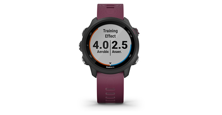 Garmin Forerunner 245 - Color: Berry, Berry, large, image 4