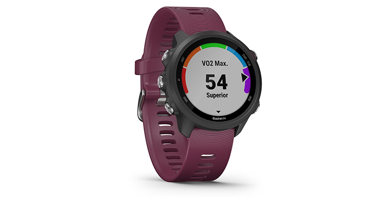 Garmin Forerunner 245 - Color: Berry, Berry, large, image 6