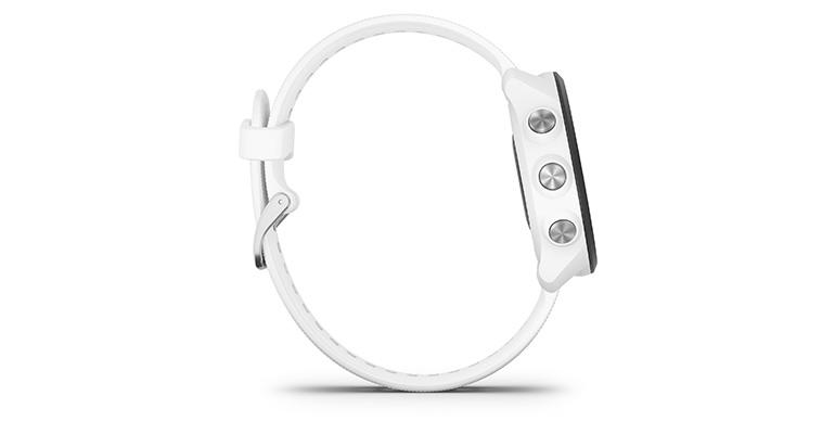 Garmin Forerunner 245 Music - Color: White, White, large, image 7
