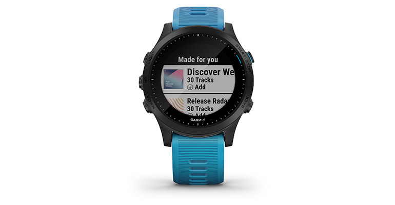Garmin Forerunner 945 - Bundle - Color: Blue and Slate, Blue and Slate, large, image 3