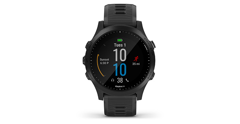 Garmin Forerunner 945 - Color: Black, Black, large, image 2