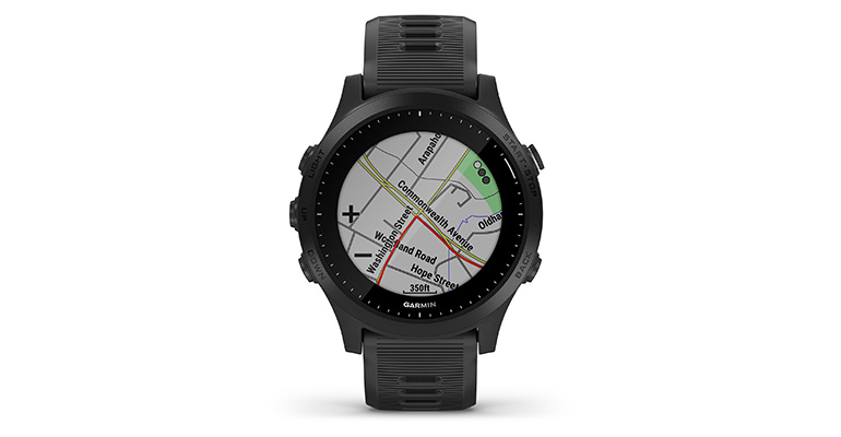 Garmin Forerunner 945 - Color: Black, Black, large, image 4