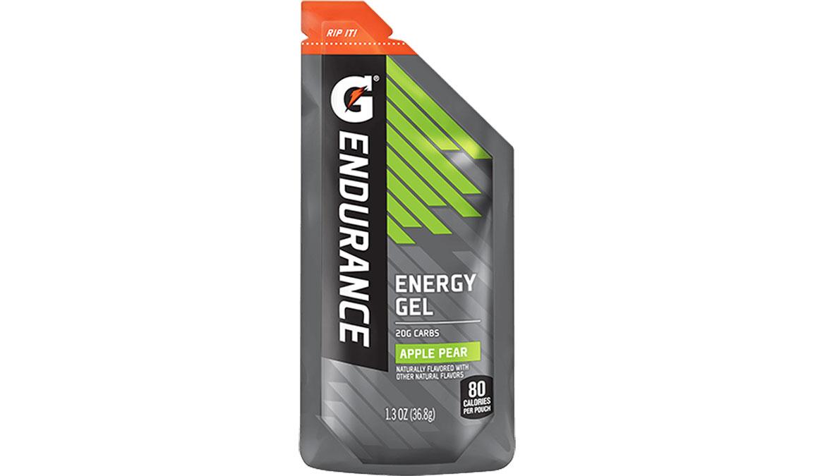 Gatorade Endurance Energy Gel - Flavor: Apple Pear - Size: Box of 21, Apple Pear, large, image 1