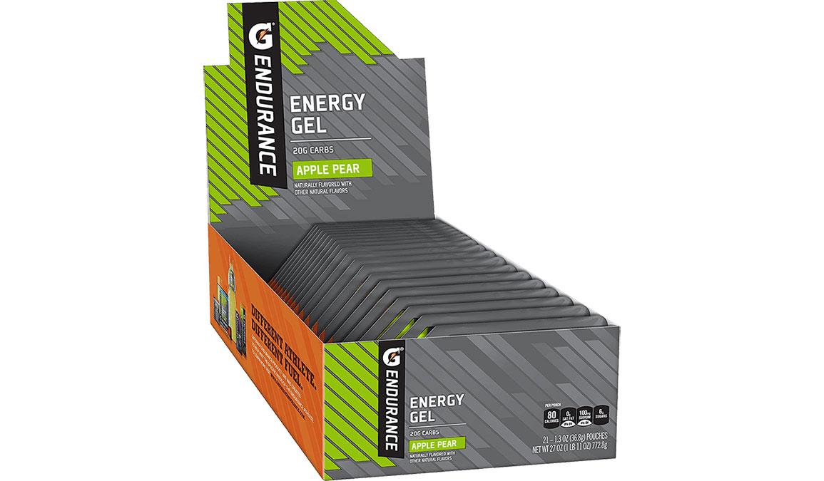 Gatorade Endurance Energy Gel - Flavor: Apple Pear - Size: Box of 21, Apple Pear, large, image 2