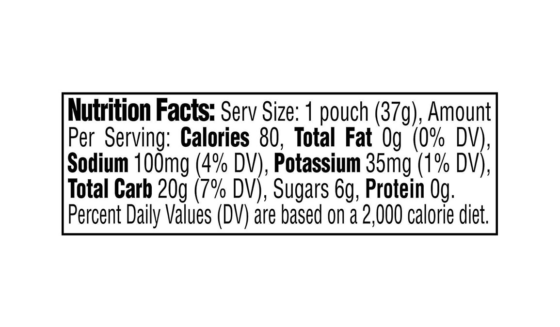 Gatorade Endurance Energy Gel - Flavor: Apple Pear - Size: Box of 21, Apple Pear, large, image 3