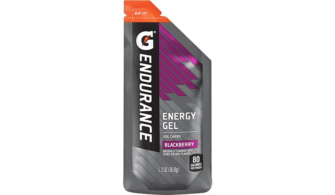 Gatorade Endurance Energy Gel - Flavor: Blackberry - Size: Box of 21, Blackberry, large, image 1