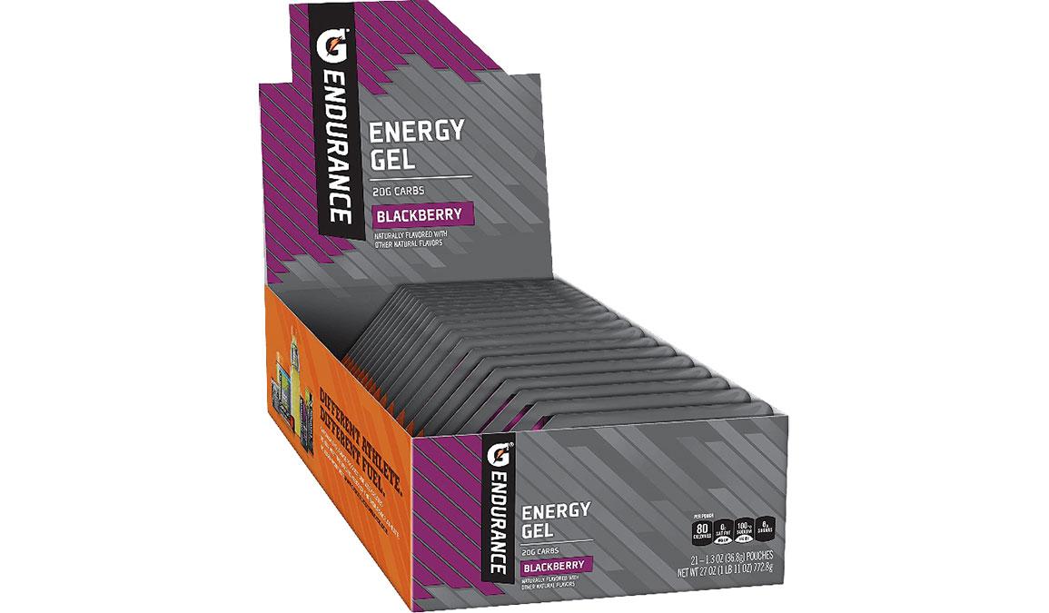 Gatorade Endurance Energy Gel - Flavor: Blackberry - Size: Box of 21, Blackberry, large, image 2