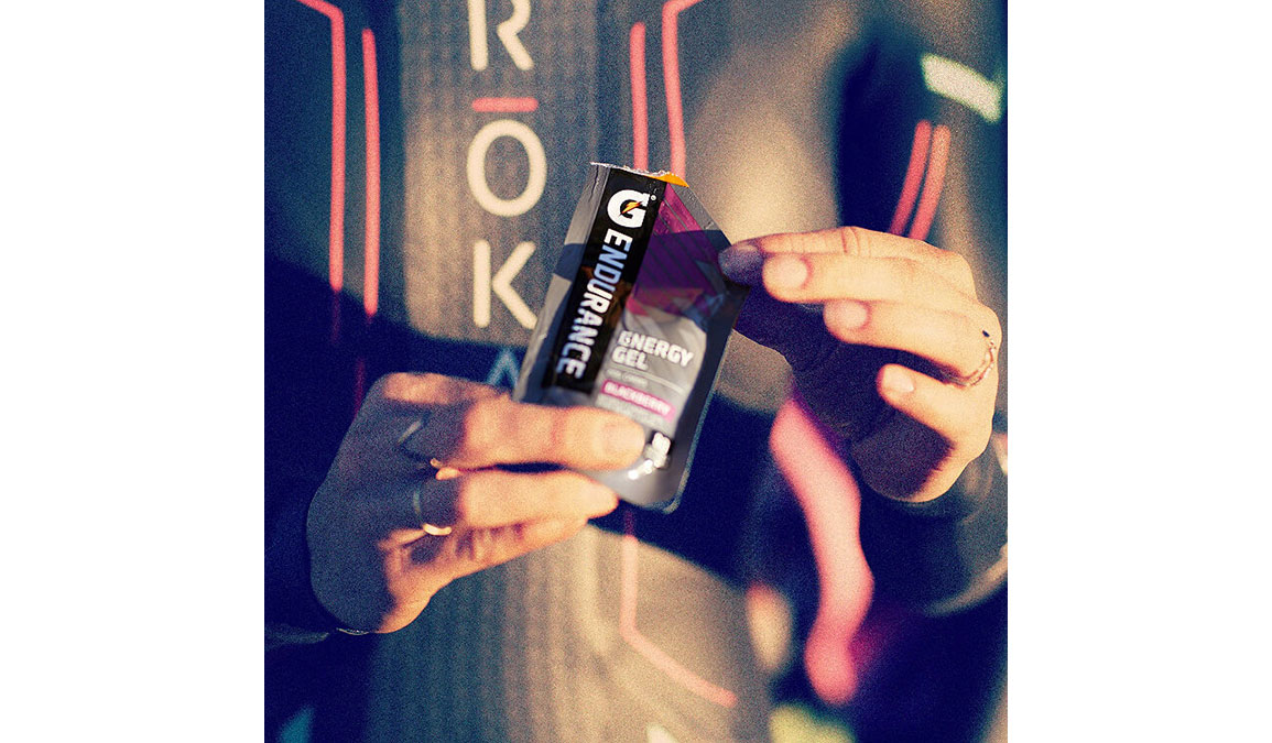 Gatorade Endurance Energy Gel - Flavor: Blackberry - Size: Box of 21, Blackberry, large, image 4