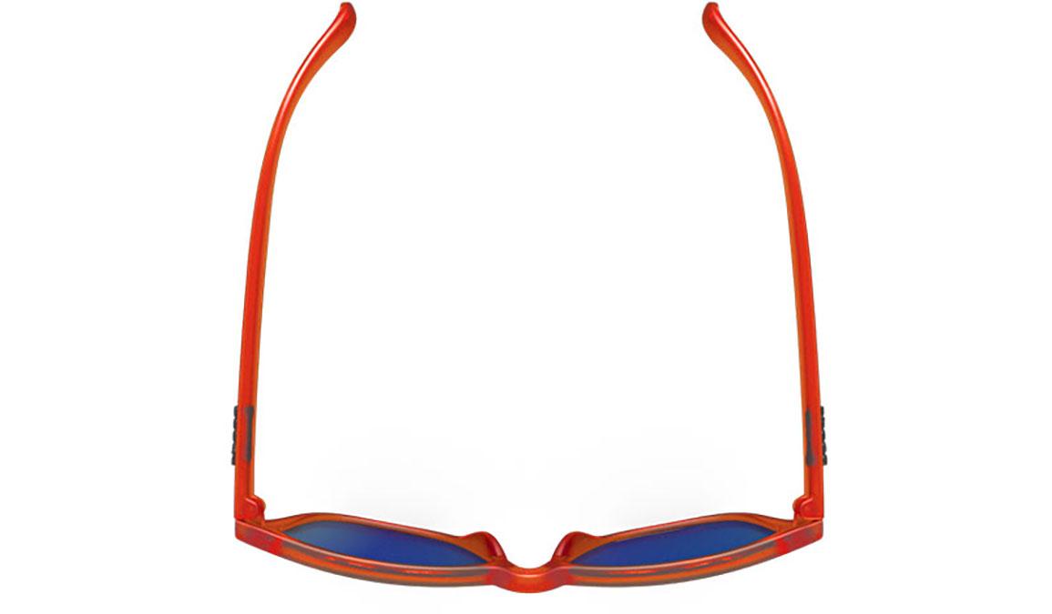 Goodr Donkey Goggles - Color: Orange/Blue Size: OS, Orange/Blue, large, image 3