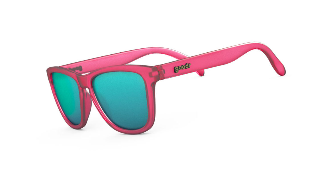 Goodr Flamingos On A Booze Cruise - Color: Pink Size: OS, Pink, large, image 1