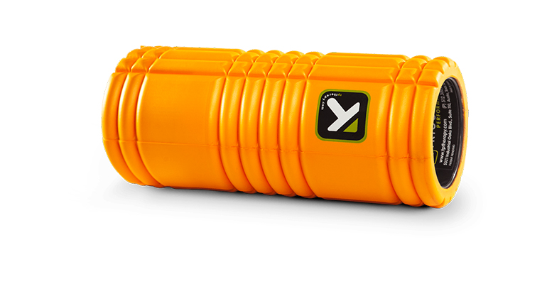 TRIGGERPOINT Grid Foam Roller - Color: Orange, Orange, large, image 1