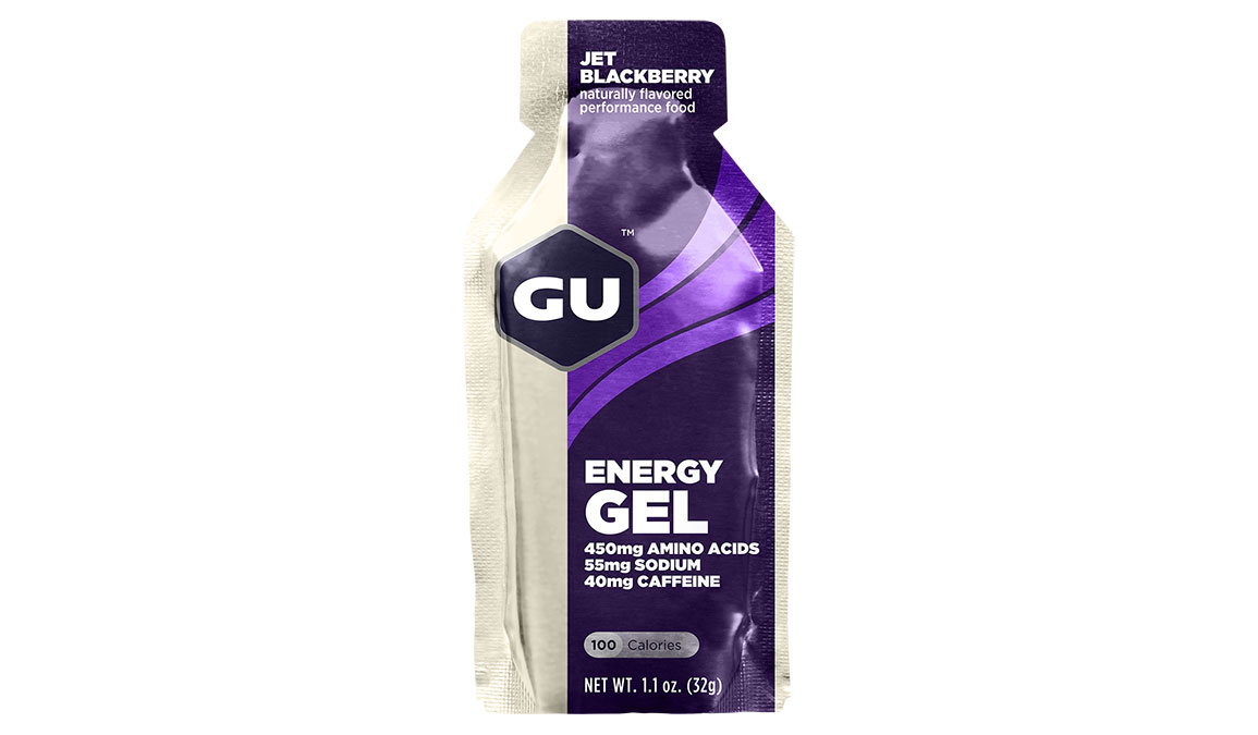 GU Energy Gel - Flavor: Blackberry - Size: Box of 24, Blackberry, large, image 1