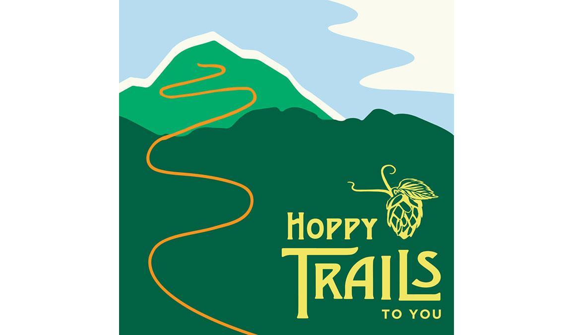 GU Energy Gel Hoppy Trails - Flavor: Hoppy Trails Size: Box of 24, Green, large, image 3