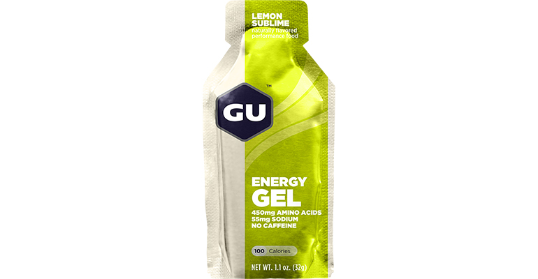 GU Energy Gel - Flavor: Lime - Size: Box of 24, Lime, large, image 1