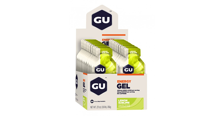 GU Energy Gel - Flavor: Lime - Size: Box of 24, Lime, large, image 2