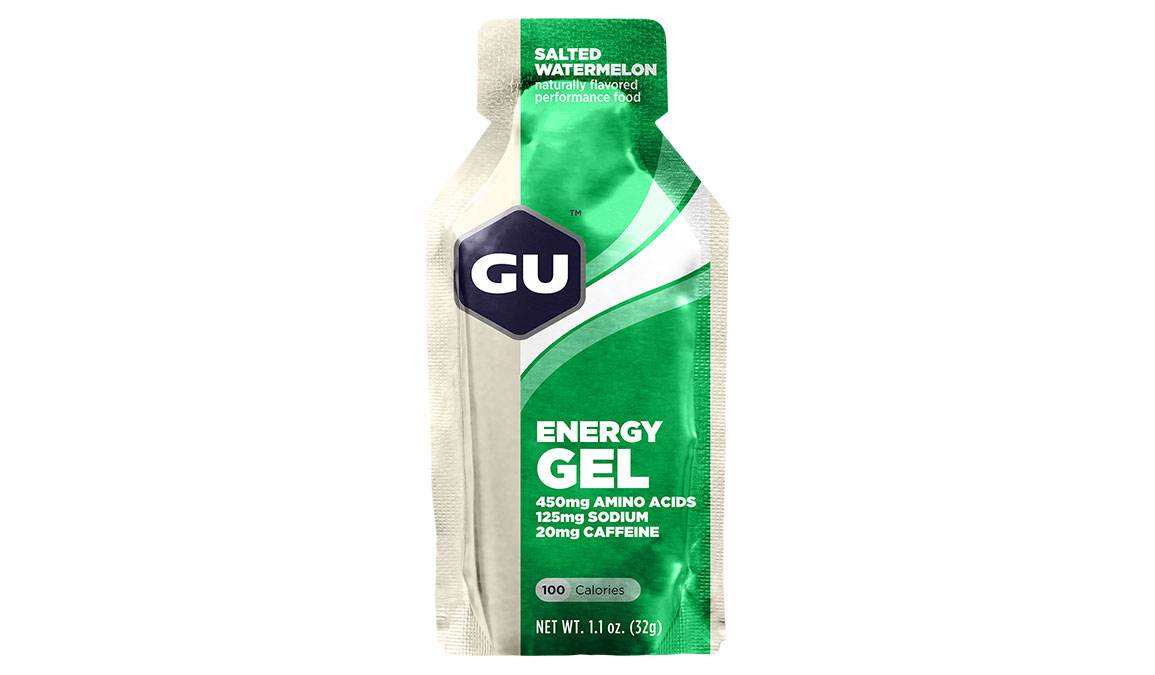 GU Energy Gel - Flavor: Salted Watermelon - Size: Box of 24, Salted Watermelon, large, image 1