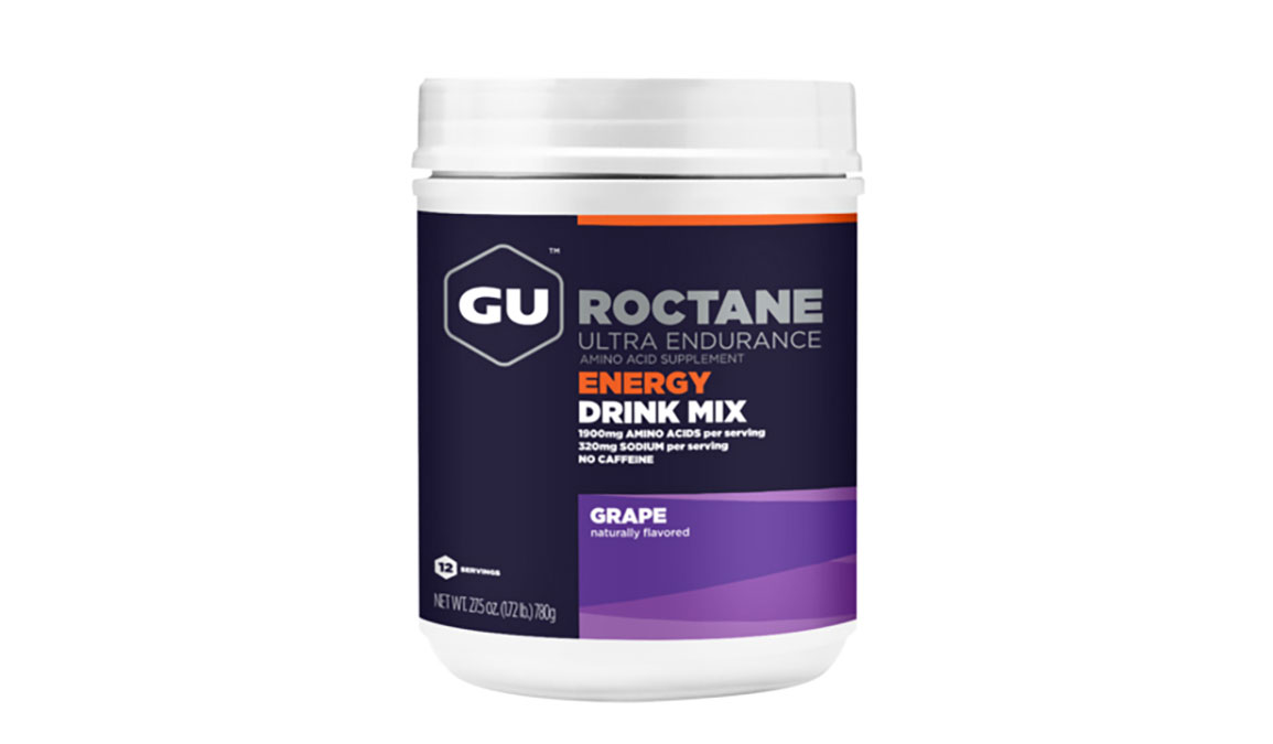 GU Roctane Energy Drink Mix - Flavor: Grape - Size: Box of 10, Grape, large, image 1