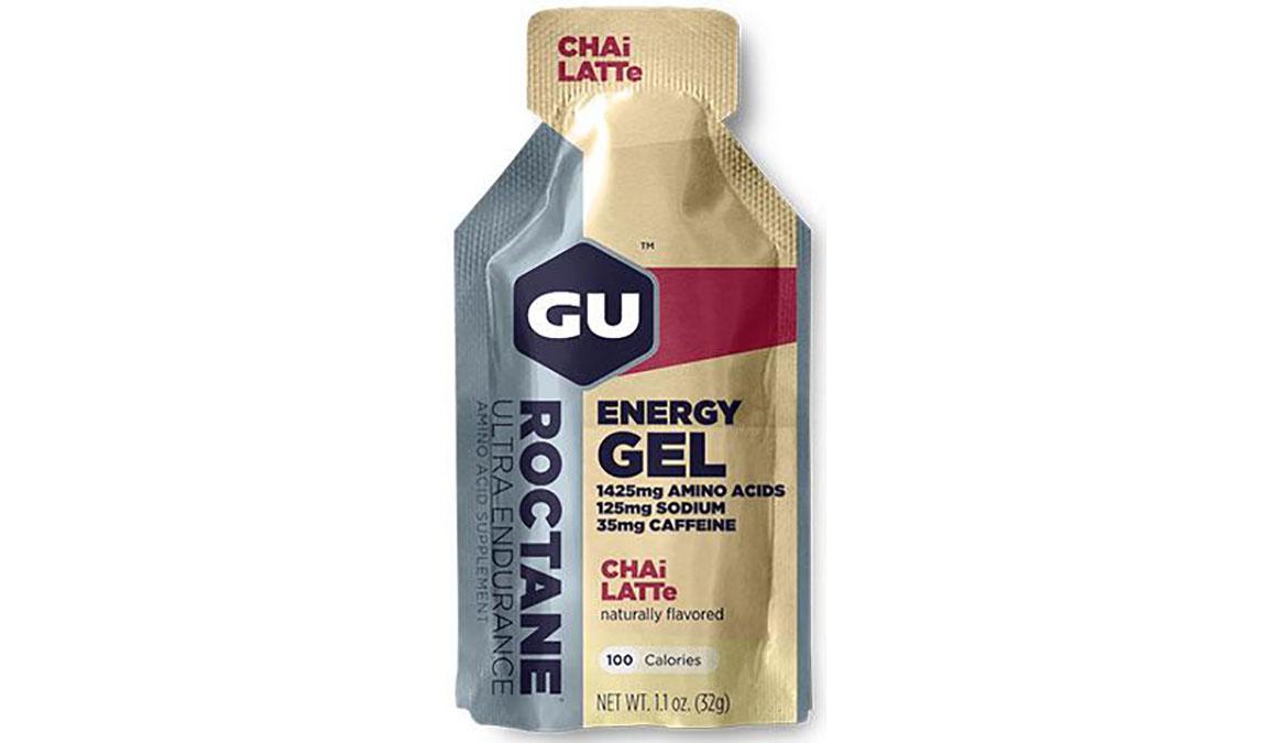 GU Roctane Energy Gel - Flavor: Chai Latte - Size: Box of 24, Chai Latte, large, image 1