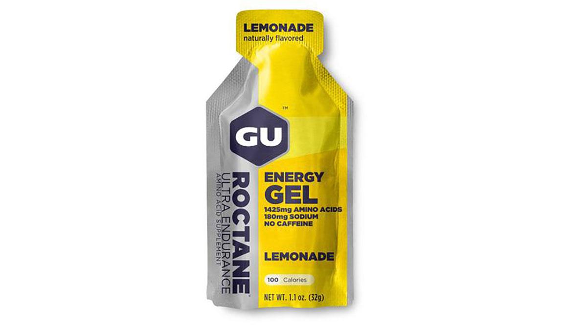 GU Roctane Gel Box of 24 Lemonade, Lemonade, large, image 1
