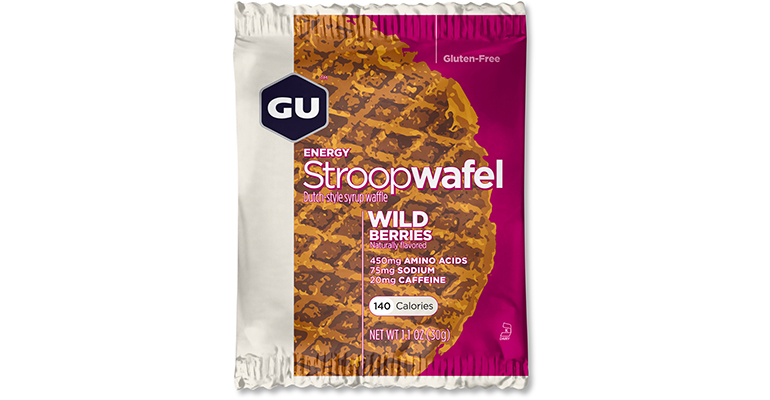 GU Stroopwafel - Box - Flavor: Wild Berries - Size: Box of 16, Wild Berry, large, image 1