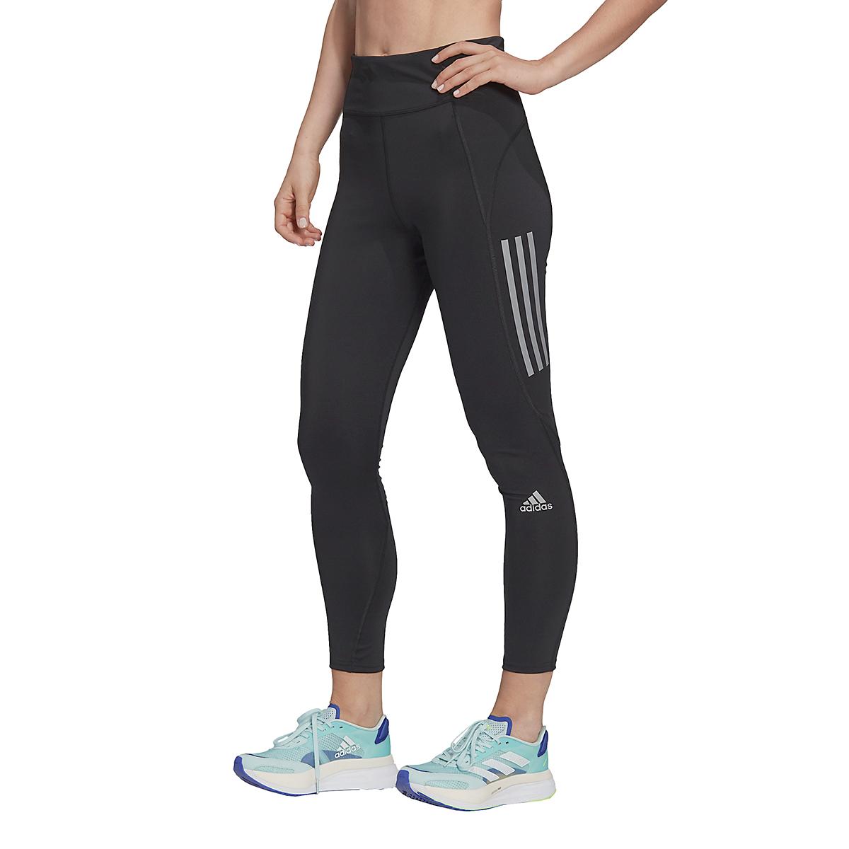 Women's Adidas Own The Run Running Leggings, , large, image 1