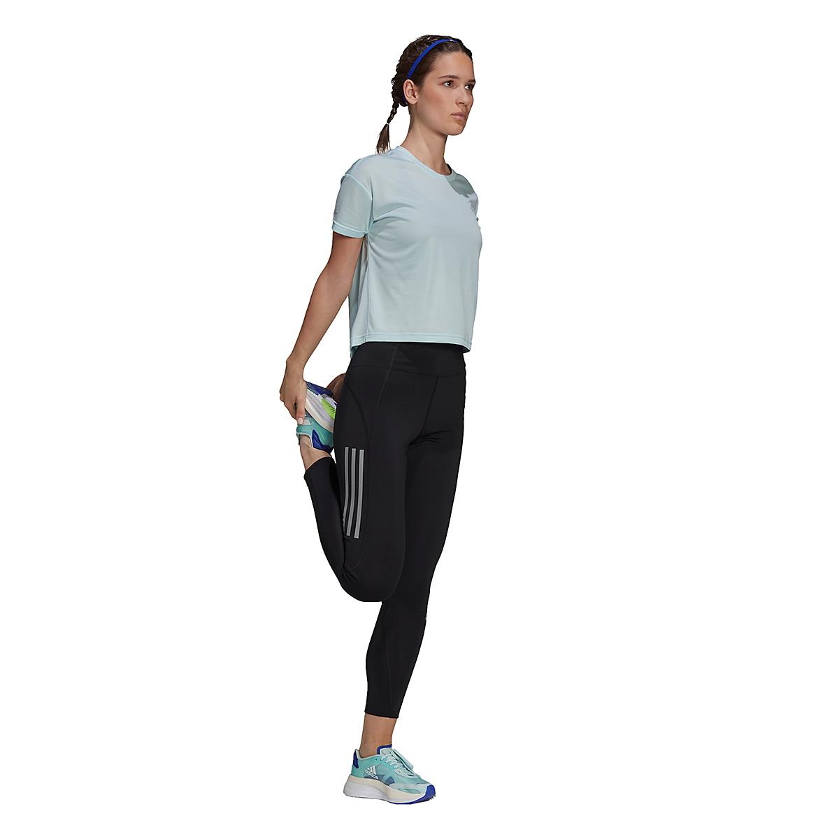 Women's Adidas Own The Run Running Leggings, , large, image 3