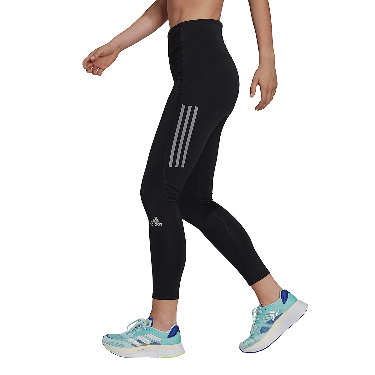 Women's Adidas Own The Run Running Leggings, , large, image 5