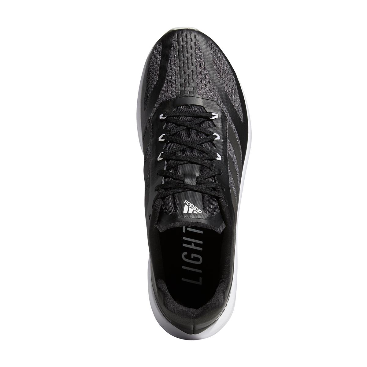 Men's Adidas SL20.2 Running Shoe - Color: Core Black/Grey - Size: 6.5 - Width: Regular, Core Black/Grey, large, image 5