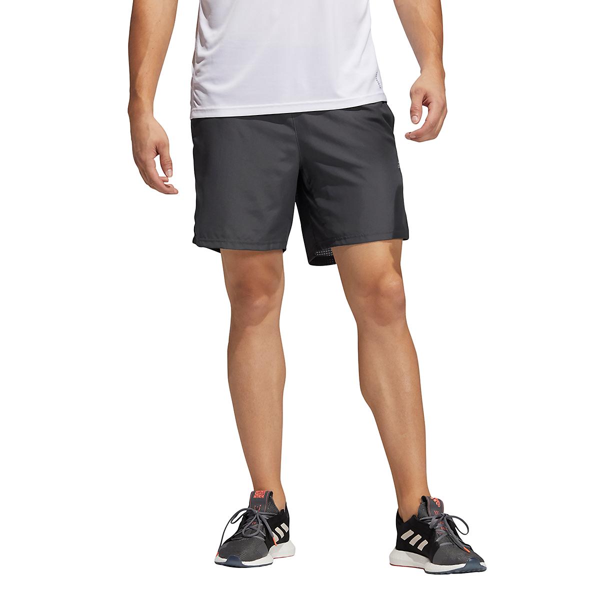 Men's Adidas Own The Run Shorts, , large, image 1