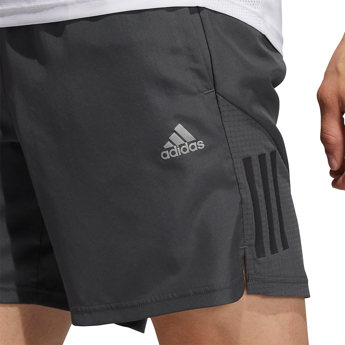 Men's Adidas Own The Run Shorts, , large, image 4