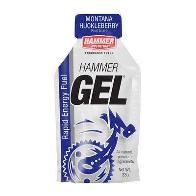 Hammer Nutrition Hammer Gel - Flavor: Montana Huckleberry - Size: Box of 24, Montana Huckleberry, large, image 1