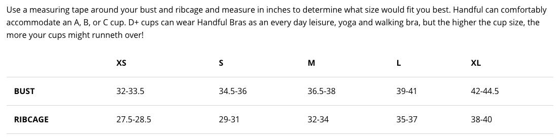 Women's Handful Adjustable Bra, , large, image 2