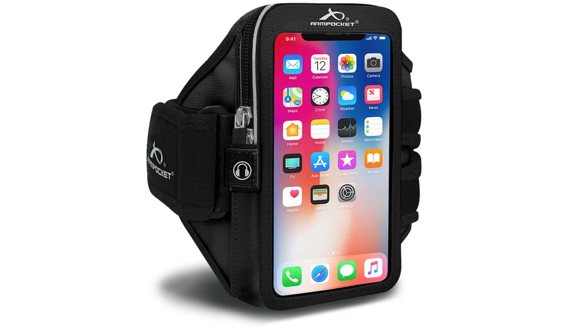 Aero Armpocket Mega I-40 Color:Black Size:L, Black, large, image 1