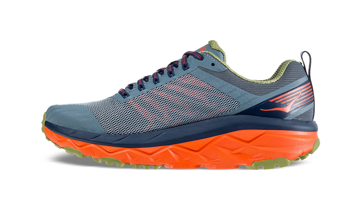 Men's Hoka One One Challenger ATR 5 Trail Running Shoe - Color: Stormy Weather/Moonlit Ocean (Regular Width) - Size: 9.5, Stormy Weather/Moonlit Ocean, large, image 4
