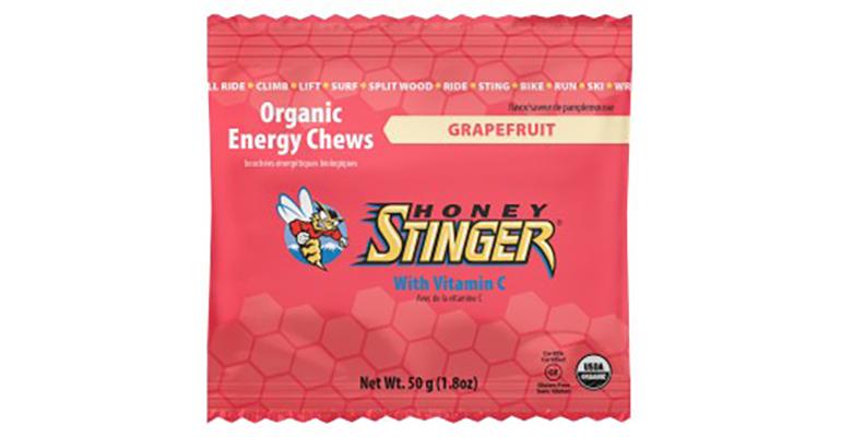 Honey Stinger Organic Chew - Box of 12, , large, image 1