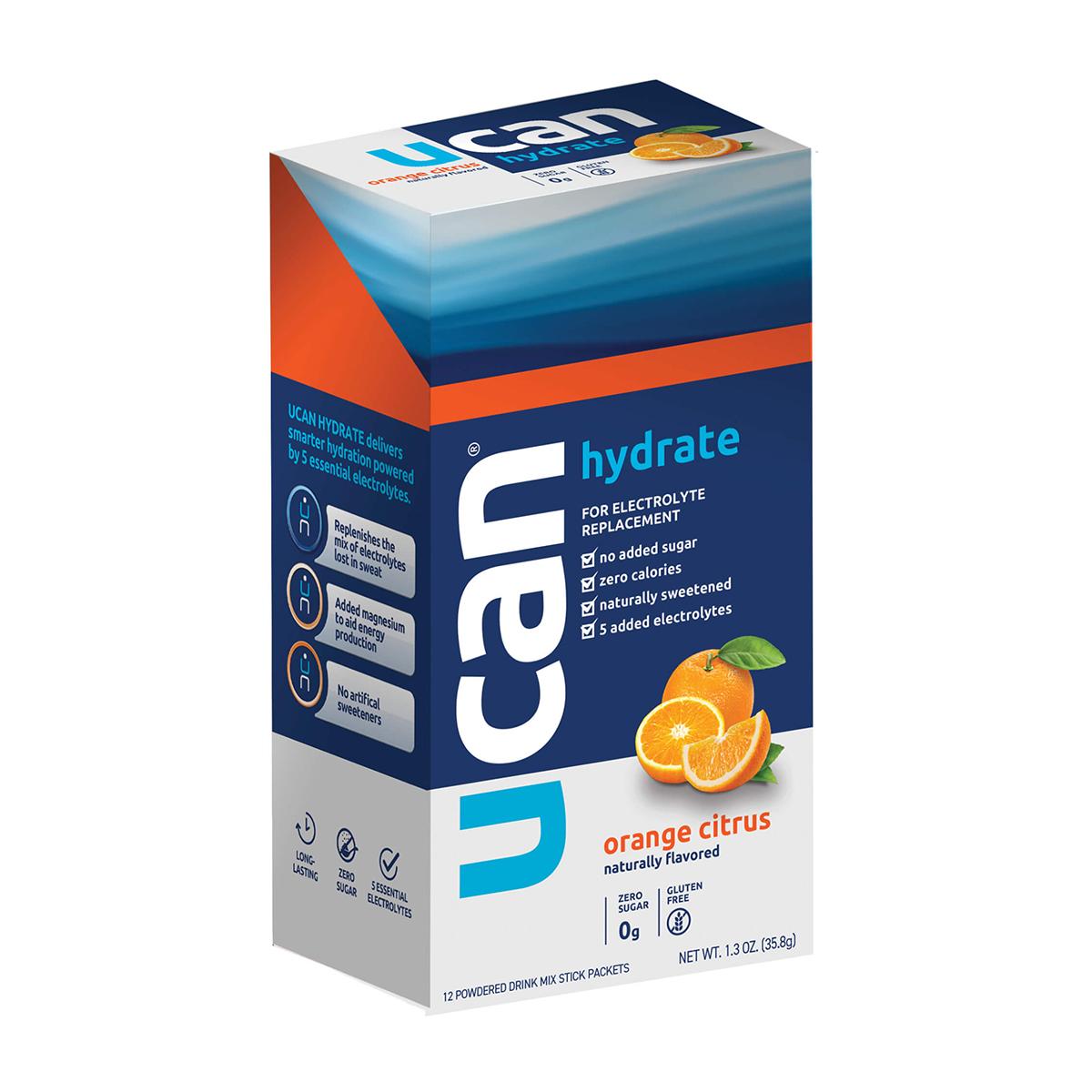 Ucan Hydrate - FlavorOrange Citrus, Orange Citrus, large, image 3