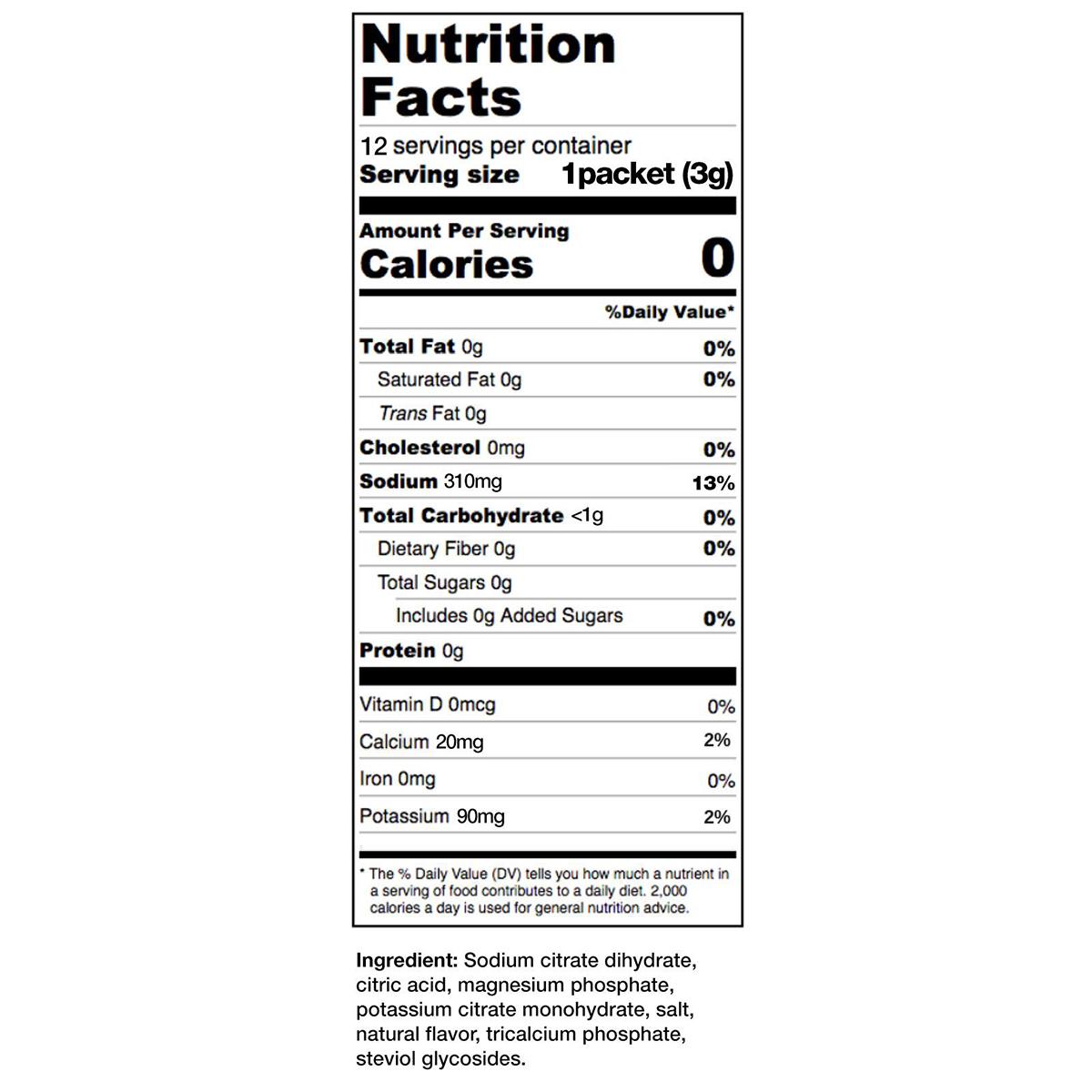 Ucan Hydrate - FlavorOrange Citrus, Orange Citrus, large, image 4