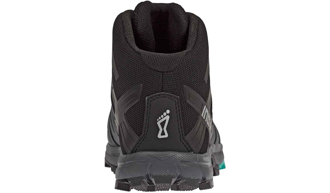 Women's Inov-8 Roclite 320 Gore-Tex Trail Running Shoe - Color: Black/Grey/Teal (Regular Width) - Size: 6.5, Black/Teal, large, image 4