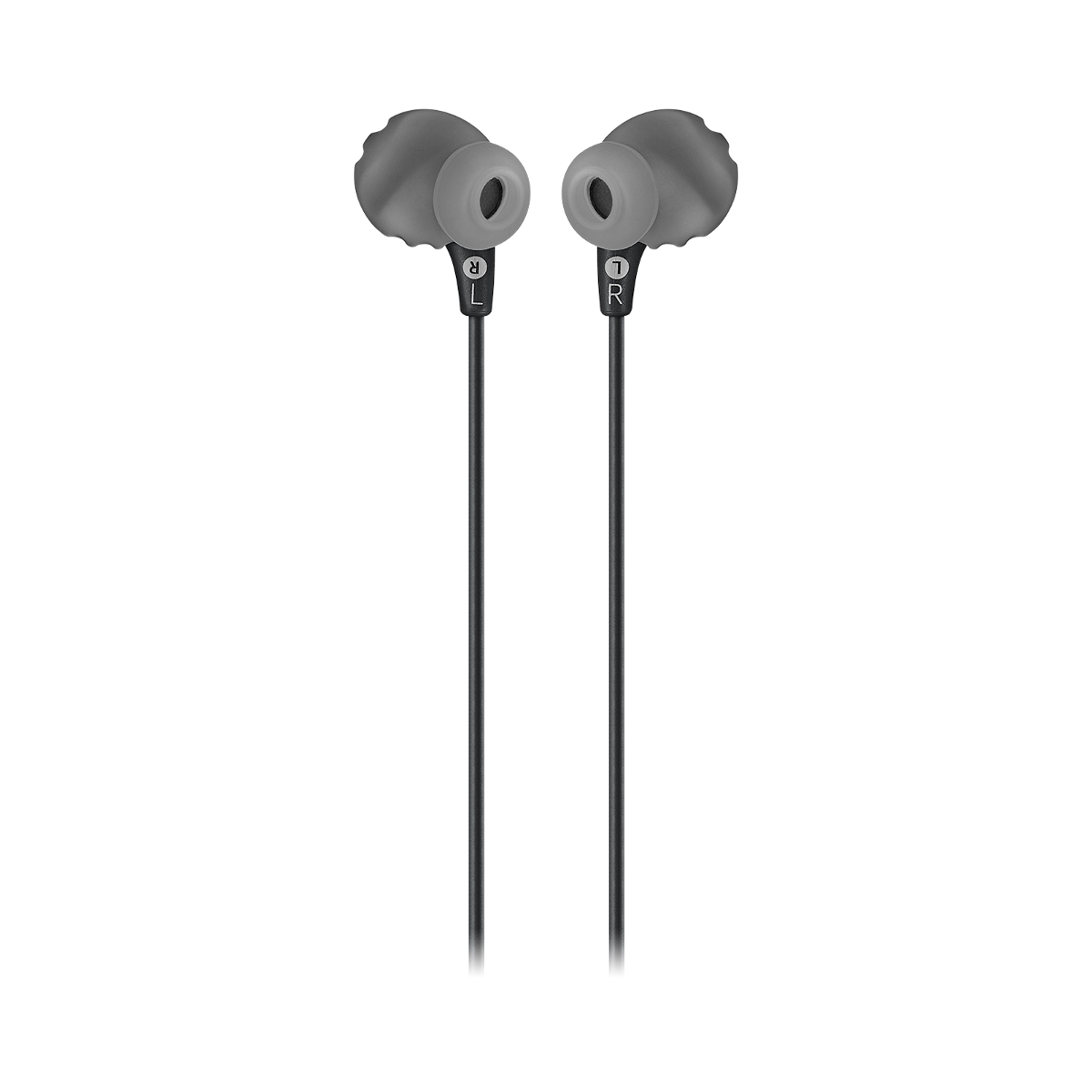 JBL Endurance RUN In-Ear Headphones - Color: Black, Black, large, image 3