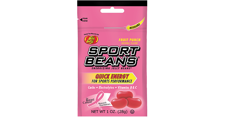 Jelly Belly Sport Beans - Flavor: Fruit Punch - Size: Box of 24, Fruit Punch, large, image 1